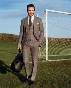 Photos: David Beckham's GQ Cover Shoot | GQ