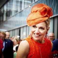 12-06-2015 Koningin Maxima opent nieuwe huisvesting Juliana Kinderziekenhuis in Den Haag.  #queenmaxima #queen #netherlands #dutch #koninginmaxima #koningin #nederland #julianakinderziekenhuis #denhaag #maxima