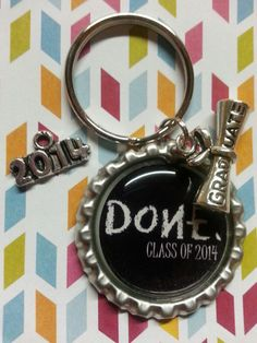 ON SALE DONE 2014 Graduation Class of 2014 Bottle by tracikennedy, $4.25