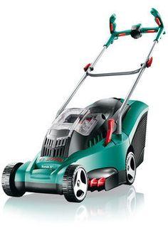 Bosch Rotak 37 Li Ruohonleikkuri Sahkokayttoinen Hiljainen 529 Lawn Mower Best Lawn Mower Mower