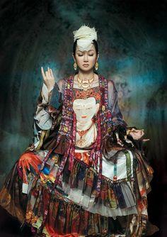 Tibetan Costume.