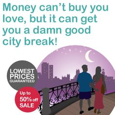 Get your hands on something 'peachy' this #Valentine's Day! #cheeky #citybreaks