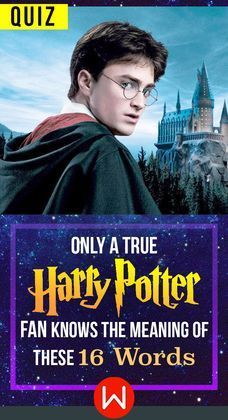 How well do you actually know the Wizarding World? Test how well you could ingratiate yourself into the world of magic, ghosts, and dragons! Harry Potter Quiz, Harry Potter Vocabulary. Hermione Granger, Snape, Malfoy, Dumbledore, Hogwarts, JK Rowling. HP trivia.