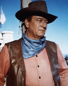 """Courage is being scared to death but saddling up anyway."" – John Wayne"