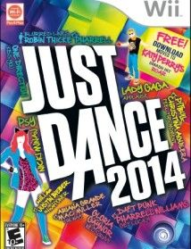 Just Dance 2014 – Nintendo Wii World Dance Floor: Dance with anyone anywhere in the world i