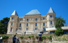 Château de la Buzine, Marseille. -- @NeoZarrivants -- http://www.neozarrivants.com/marseille/
