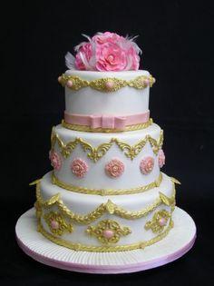 Gâteau de mariage Crazy Cake