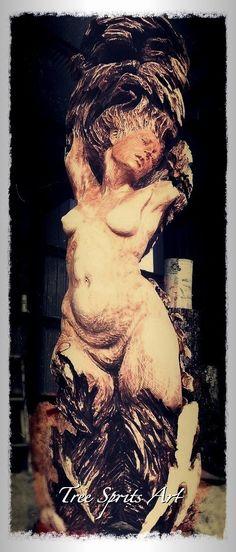 Chainsaw Art 木霊 | Exhibition work