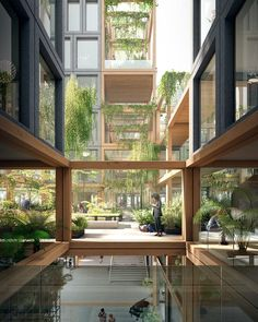 Dynamic urban design in Amsterdam. Plan rebel design by Studioninedots + Delva Landscape Architecture Architecture Design Concept, Architecture Durable, Baroque Architecture, Green Architecture, Futuristic Architecture, Sustainable Architecture, Sustainable Design, Tectonic Architecture, Condominium Architecture