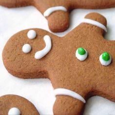 Gingerbread Men sugar free