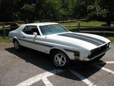 1971 Mustang Mach 1 Tribute Car