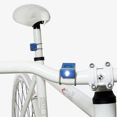 Light your way for your bike ride with these LED Bike Lights.