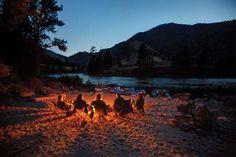 Sun Valley Magazine  Middle Fork of the Salmon River, Frank Church Wilderness, Idaho. Photo by Glenn Oakley.
