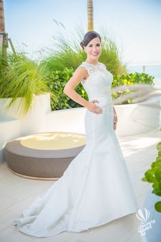 Wedding Look. Commitment. Beautiful. Married. Bride. Miami Photography. Best Day. Wedding Photography Check out more of our work :) http://www.thememoryland.com/