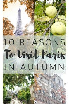 Paris in Fall!