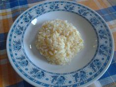 La mia cucina facile: Risotto melone e prosecco