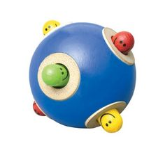 Wonderworld Peek-a-boo Ball by Wonderworld. $9.98. From the Manufacturer                Peek-a-Boo an exciting toy for interactive play between parents and baby. Rolling around, it stimulates baby to follow within eyesight and beyond, and to understand object permanence. The friendly faces popping up make baby smile.                                    Product Description                Wonderworld Peek-a-boo Ball