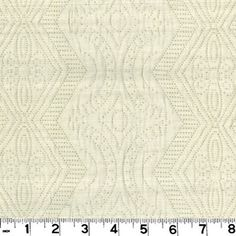 Rio Ivory by Roth and Tompkins Textiles Fabrics