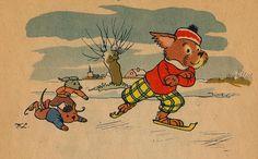 https://flic.kr/p/FwjqpE   Freddy Langeler Het Hondenboekje 1948  ill  F