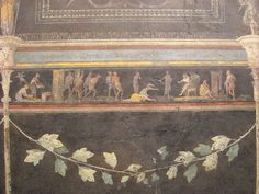 Triclinium (Plan C) - The villa of Marcus Vipsanius Agrippa at Trastevere / Rome - Archaeological Museum Palazzo Massimo in Rome | Flickr - Photo Sharing!