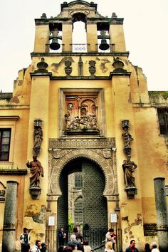 Puerta del Perdón, Catedral de Santa María de la Sede de Sevilla (Sevilla - Spain)