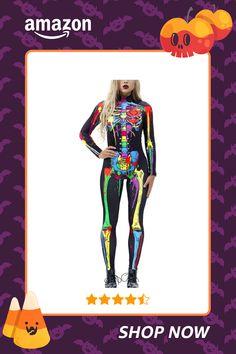 Skeleton Halloween Costume, Halloween Costumes For Teens, Halloween Kostüm, Couple Halloween, Halloween Cosplay, Holidays Halloween, Women Halloween, Diy Couples Costumes, Cool Costumes