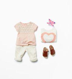 -Shop by look-Bebé menina (3 meses–3 anos)-CRIANÇAS | ZARA Portugal
