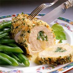 Country Style Chicken Kiev. I have been making these for years. It is fabulous!!!!!