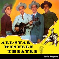 All Star Western Theatre Radio Show – CCMR TV News
