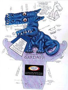 Ócio Criativo: Gathering for Gardner - Dragon Illusion