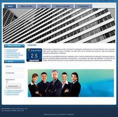 Descarga esta plantilla para Joomla totalmente gratis: http://www.render2web.com/plantilla-tipo-business-1-para-joomla-2-5/