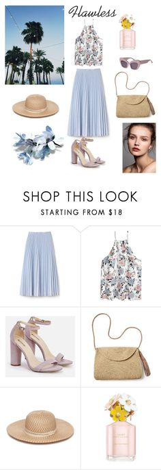 """""""Flawless"""" by emina-la ❤ liked on Polyvore featuring Lacoste, H&M, JustFab, Mar y Sol, Collection XIIX and Marc Jacobs"""