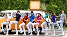 Heartstrings :: so unsynchronized, definitely not an actual kpop band :D