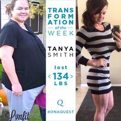 Transformation Tuesday I Tanya Smith