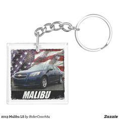 2013 Malibu LS Keychain