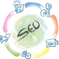 Als bedrijf wil je goed scoren in de natuurlijke Googleresultaten. Het belang om op de eerste pagina te verschijnen is heel groot. Bedrijven moeten hun site, hun blog en hun social mediakanalen optimaliseren om goed te scoren op Google