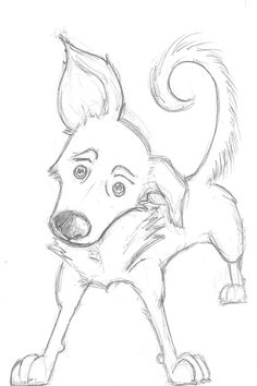 drawings of dogs | Observational Drawings « Victor Fuste: It starts with a sketch…