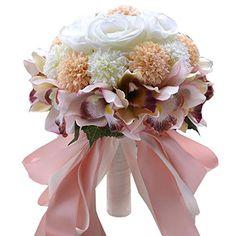 Bouquet de Mariage Fleurs Artificielles pour Mariee Demoi... https://www.amazon.fr/dp/B01FH91S7C/ref=cm_sw_r_pi_dp_ZmKvxbBDERV8P