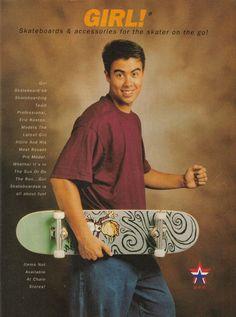 Girl ad, 1994