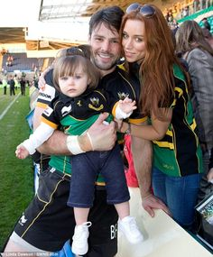 Una, Ben and Aoife Belle Foden