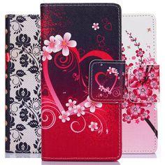 고급 PU 가죽 휴대 전화 플립 케이스 커버 삼성 갤럭시 S4 S5 S6 S6 가장자리 S7 S7 가장자리 S3 미니 S4 미니 S5 미니 전화 케이스