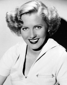 The Cluttered Classic Attic ❧: Photo Hollywood Star, Classic Hollywood, Jean Arthur, The Golden Years, Vintage Photos, Black And White, Antique Art, History, Stars