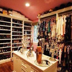 Every girls dream closet