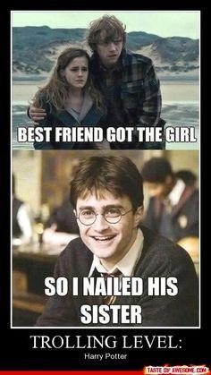 Harry Potter jokes  @Melanie Bauer Bauer Welch