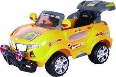 Stiony Thunder 631R Yellow с пультом ДУ