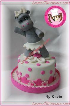 Nom: Hippo gâteau tutoriel 1.jpg Vues: 3 Taille: 50.1 KB