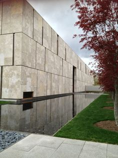 The Barnes Foundation - Tod Williams Billie Tsien Architects by Scott Norsworthy - Google 搜尋