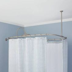 shower curtain rod for corner garden tub google search