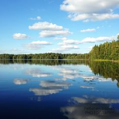 Liesjärvi National Park, Finland Peltotien päässä Photography My Heritage, Continents, Finland, Reflection, Goal, Beautiful Places, National Parks, To Go, Ocean
