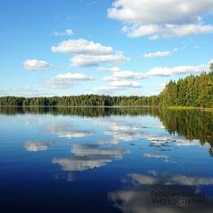Liesjärvi National Park, Finland Peltotien päässä Photography